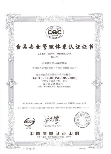 HACCP.DW